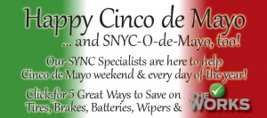 Randall and Sherry Reed are celebrating Cinco de Mayo weekend with huge savings at Reed Has It!