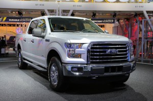 All-new Ford F-150 makes it's debut